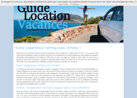leguidelocationvacances.com