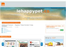 lehappypet.co