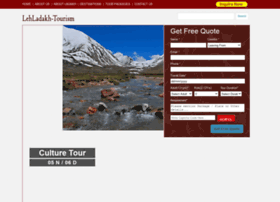 lehladakh-tourism.com