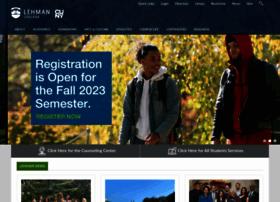 lehman.edu