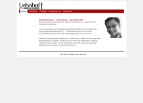 lehnhoff-it.com