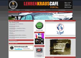 lehrenkrauscafe.com