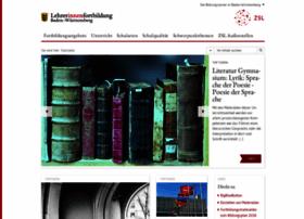 lehrerfortbildung-bw.de