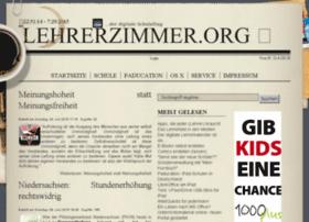 lehrerzimmer.org