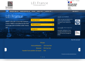 lei-france.insee.fr