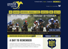 leicester-racecourse.co.uk