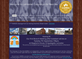 leicester.camra.org.uk