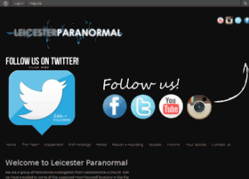 leicesterparanormal.co.uk