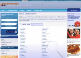 leicestershirejobsonline.co.uk