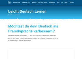 leicht-deutsch-lernen.com