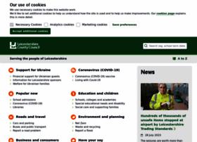 leics.gov.uk