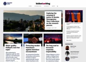 leidenlawblog.nl