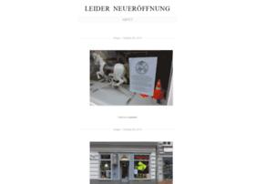 Leiderneueroeffnung.wordpress.com