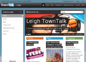 leigh.towntalk.co.uk