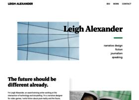 leighalexander.net