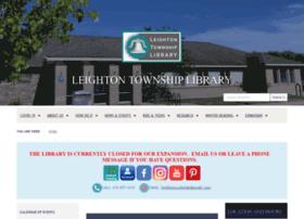 leightonlibrary.org