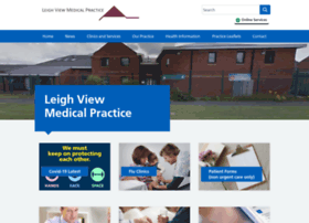 leighviewmedical.co.uk