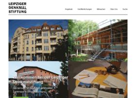 leipziger-denkmalstiftung.de