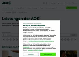 leistungsnavigator.aok.de