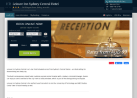 leisure-sydney-central.h-rez.com