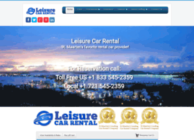 leisurecarrentalsxm.com