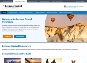 leisureguardinsurance.com