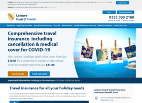 leisureguardtravelinsurance.com