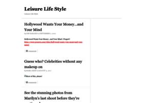 leisurelifestyle.org