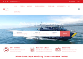 leisuretours.co.nz