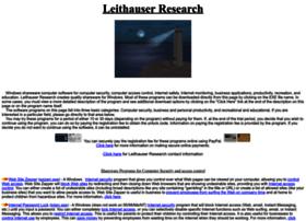 leithauserresearch.com