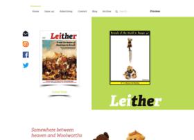 leithermagazine.com