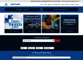 leithhonda.com
