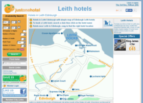 leithhotels.co.uk