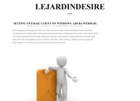 lejardindesire.com