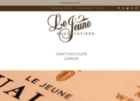 lejeunechocolatiers.com
