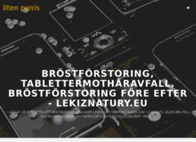 lekiznatury.eu