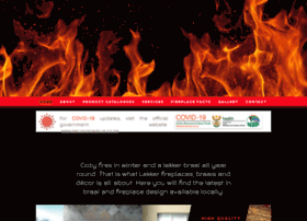 lekkerfireplaces.co.za