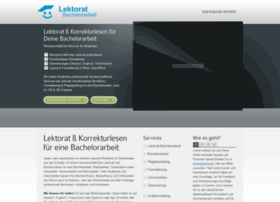 lektorat-bachelorarbeit.ch