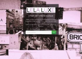 lelaluxe.com