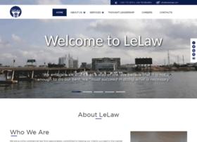 lelawlegal.com