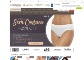 lelingerie.com.br