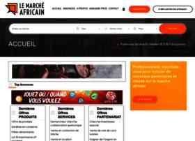 lemarcheafricain.com