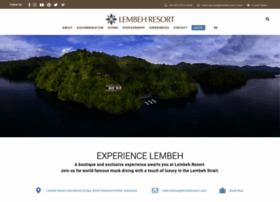 lembehresort.com