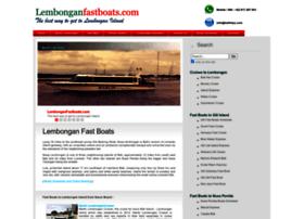 lembonganfastboats.com