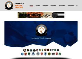 lemesosyouthleague.com