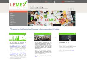 lemex.uni-bremen.de