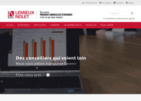 lemieuxnolet.ca