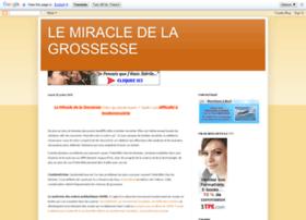 lemiracledelagrossesse.blogspot.com