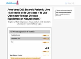 lemiracledelagrossesse.net