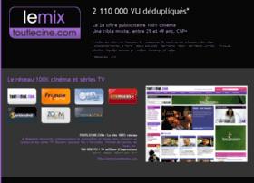 lemix.toutlecine.com